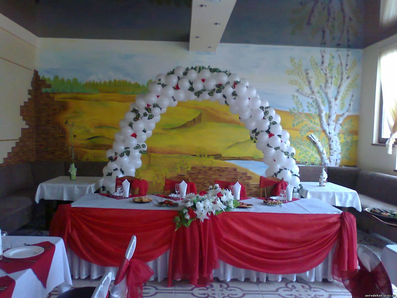 Как украсить двор частного дома для свадьбы своими руками фото